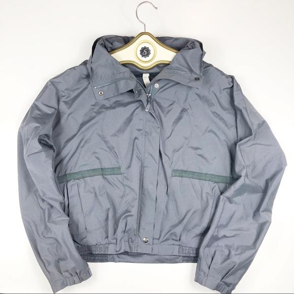 Lululemon 'Devi' Jacket Grey Size 8